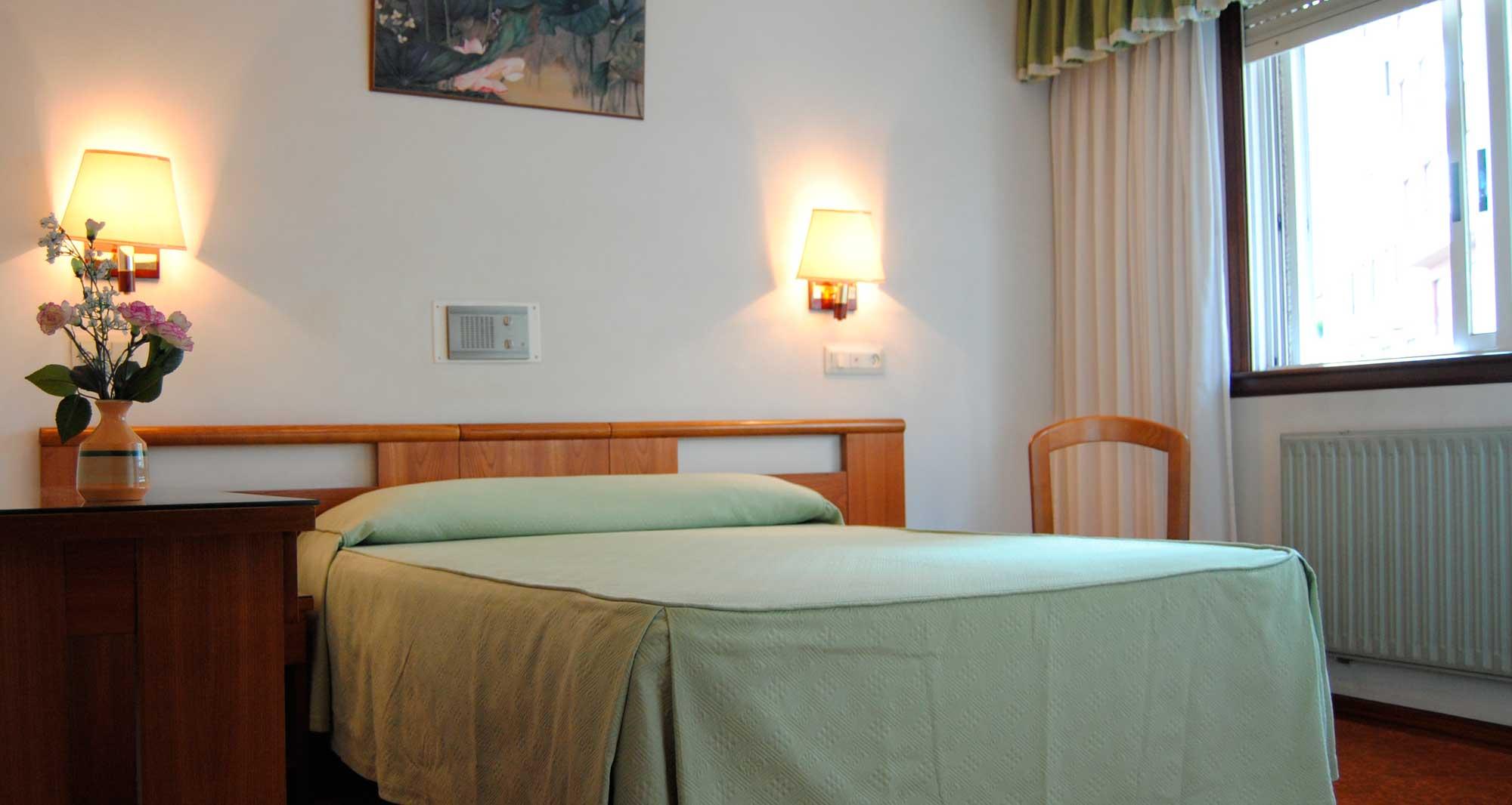Hostal Palas, A Coruña, habitación doble